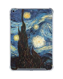 van Gogh - The Starry Night iPad 10.2in (2019-20) Clear Case
