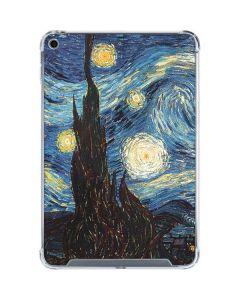 van Gogh - The Starry Night iPad Mini 5 (2019) Clear Case