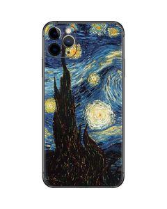 van Gogh - The Starry Night iPhone 11 Pro Max Skin