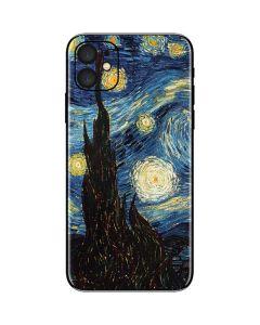van Gogh - The Starry Night iPhone 11 Skin
