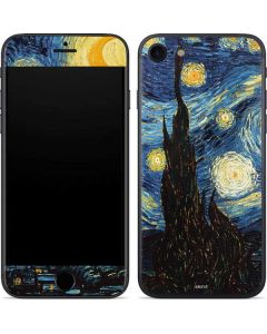 van Gogh - The Starry Night iPhone SE Skin