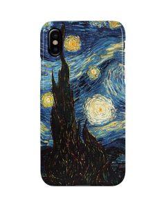 van Gogh - The Starry Night iPhone XS Max Lite Case