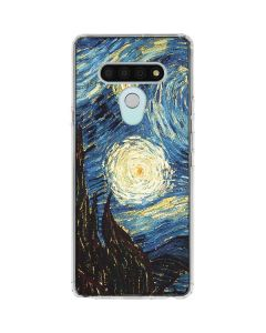 van Gogh - The Starry Night LG Stylo 6 Clear Case