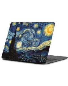 van Gogh - The Starry Night Apple MacBook Pro 13-inch Skin