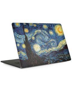 van Gogh - The Starry Night Apple MacBook Pro 15-inch Skin