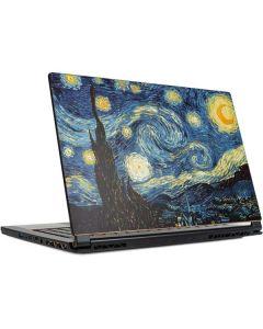 van Gogh - The Starry Night MSI GS65 Stealth Laptop Skin
