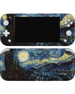 van Gogh - The Starry Night Nintendo Switch Lite Skin