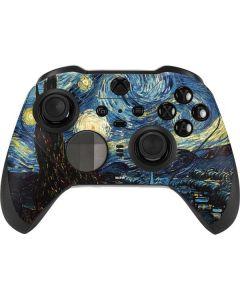 van Gogh - The Starry Night Xbox Elite Wireless Controller Series 2 Skin
