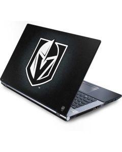 Vegas Golden Knights Black Background Generic Laptop Skin