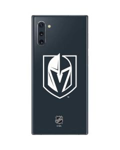 Vegas Golden Knights Color Pop Galaxy Note 10 Skin