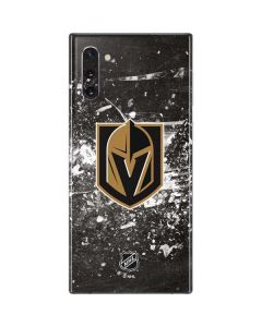 Vegas Golden Knights Frozen Galaxy Note 10 Skin