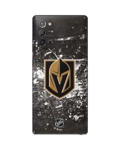 Vegas Golden Knights Frozen Galaxy Note20 5G Skin