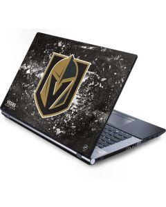 Vegas Golden Knights Frozen Generic Laptop Skin