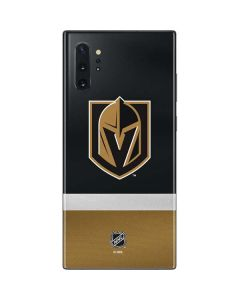 Vegas Golden Knights Jersey Galaxy Note 10 Plus Skin