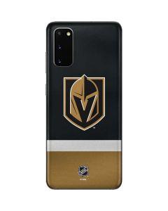 Vegas Golden Knights Jersey Galaxy S20 Skin