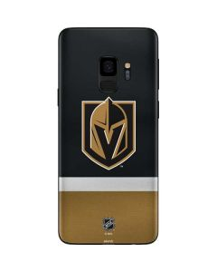 Vegas Golden Knights Jersey Galaxy S9 Skin