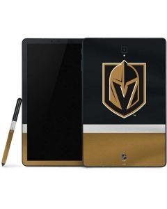 Vegas Golden Knights Jersey Samsung Galaxy Tab Skin