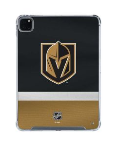 Vegas Golden Knights Jersey iPad Pro 11in (2020) Clear Case