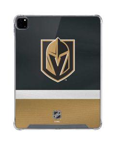 Vegas Golden Knights Jersey iPad Pro 12.9in (2020) Clear Case
