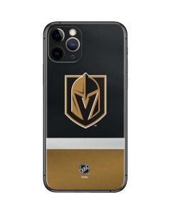 Vegas Golden Knights Jersey iPhone 11 Pro Skin