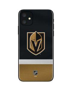 Vegas Golden Knights Jersey iPhone 11 Skin