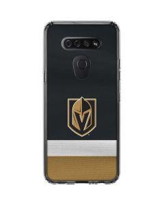 Vegas Golden Knights Jersey LG K51/Q51 Clear Case