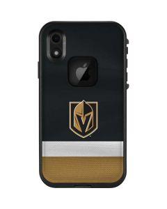 Vegas Golden Knights Jersey LifeProof Fre iPhone Skin