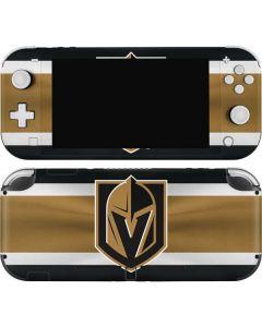 Vegas Golden Knights Jersey Nintendo Switch Lite Skin