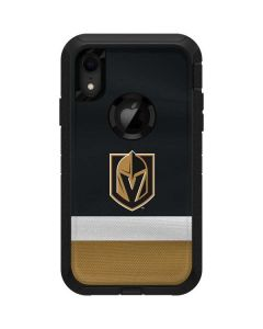 Vegas Golden Knights Jersey Otterbox Defender iPhone Skin