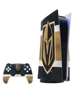 Vegas Golden Knights Jersey PS5 Bundle Skin
