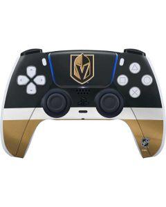 Vegas Golden Knights Jersey PS5 Controller Skin