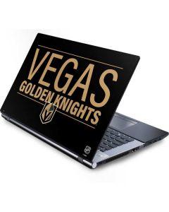 Vegas Golden Knights Lineup Generic Laptop Skin
