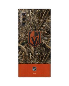 Vegas Golden Knights Realtree Max-5 Camo Galaxy Note 10 Skin