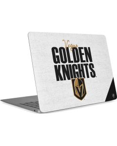 Vegas Golden Knights Script Apple MacBook Air Skin