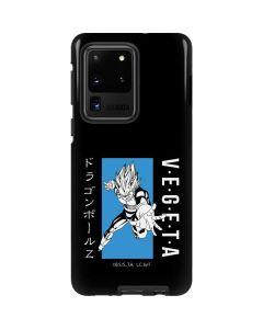 Vegeta Combat Galaxy S20 Ultra 5G Pro Case