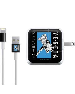 Vegeta Combat iPad Charger (10W USB) Skin