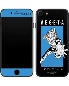 Vegeta Combat iPhone SE Skin