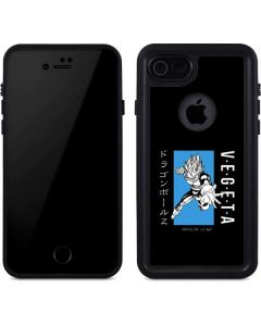 Vegeta Combat iPhone SE Waterproof Case