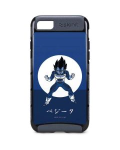 Vegeta Monochrome iPhone 7 Cargo Case