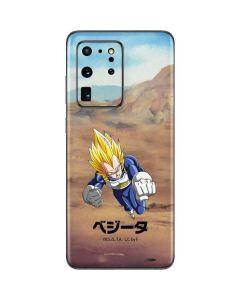 Vegeta Power Punch Galaxy S20 Ultra 5G Skin