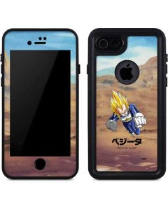 Vegeta Power Punch iPhone SE Waterproof Case