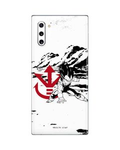 Vegeta Wasteland Galaxy Note 10 Skin