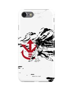 Vegeta Wasteland iPhone SE Lite Case
