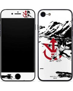 Vegeta Wasteland iPhone SE Skin