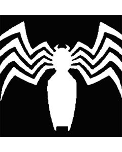 Venom Symbiote Symbol Dell Latitude Skin