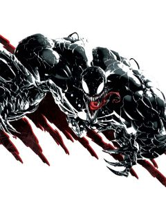 Venom Slashes Dell Inspiron Skin