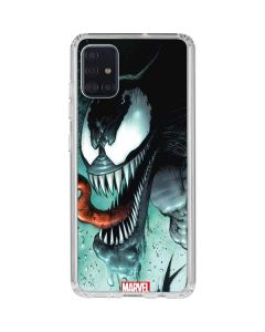 Venom Is Hungry Galaxy A51 Clear Case