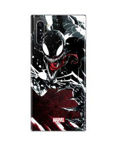 Venom Slashes Galaxy Note 10 Skin