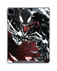 Venom Slashes iPad Pro 12.9in (2020) Clear Case