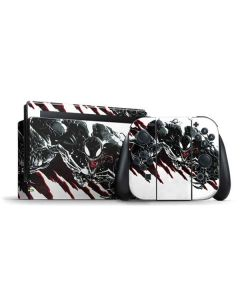 Venom Slashes Nintendo Switch Bundle Skin